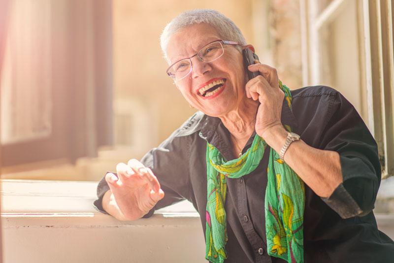 Il ruolo del telefono nella raccolta fondi